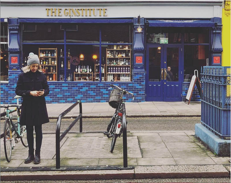 the ginstitute west london bar