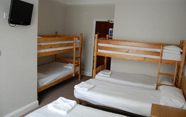 Standard Six Bed